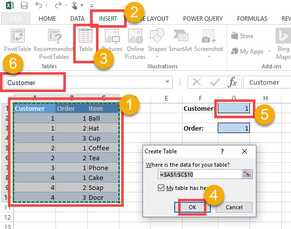 Step-001-How-To-Create-A-Drop-Down-List-With-Dynamic-Content How To Create A Drop Down List With Dynamic Content