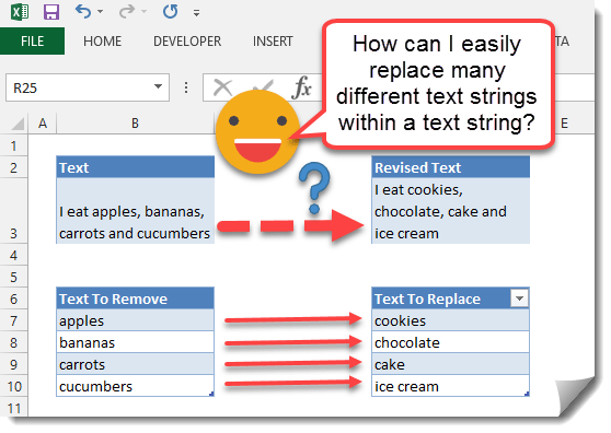 Step-001-How-To-Find-And-Replace-Multiple-Text-Strings-Within-A-Text-String How To Find And Replace Multiple Text Strings Within A Text String