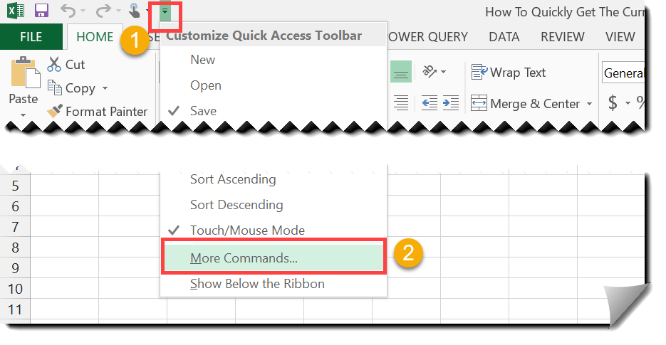 Step-001-How-To-Show-The-Current-Workbook-Location-And-Name-In-The-Quick-Access-Toolbar How To Show The Workbook Location In The Quick Access Toolbar