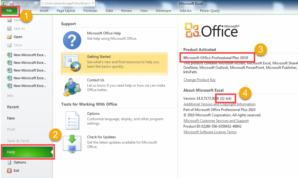 Step-001-how-to-install-power-query-Excel-2010 How To Install Power Query