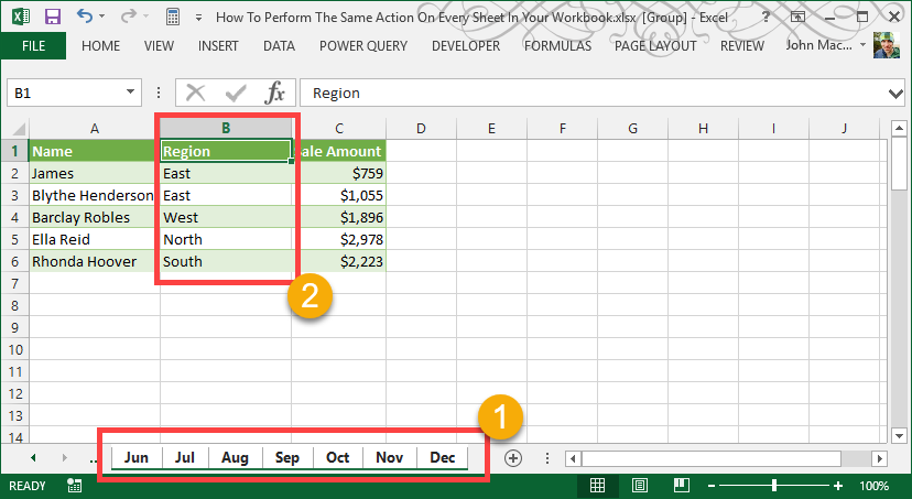 Step-002-How-To-Perform-The-Same-Action-On-Every-Sheet-In-Your-Workbook How To Perform The Same Action On Every Sheet In Your Workbook