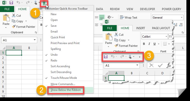 002-Quick-Access-Toolbar Quick Access Toolbar