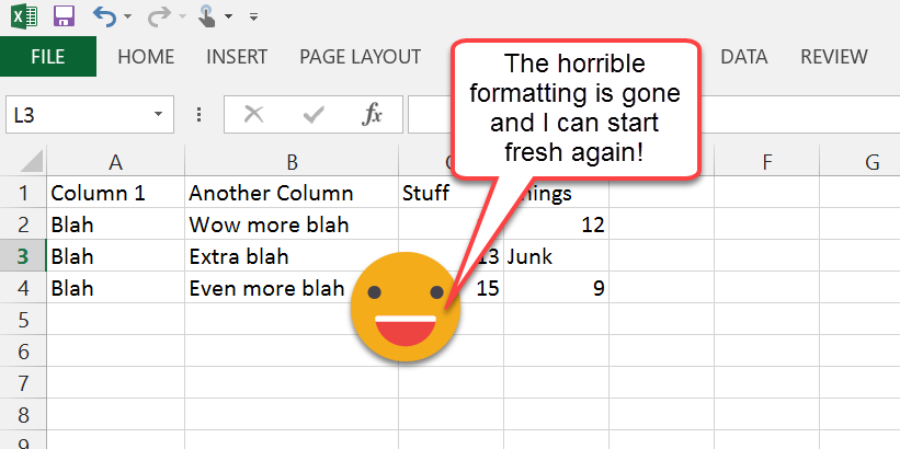 Step-002-How-To-Clear-All-Formatting How To Clear All Formatting