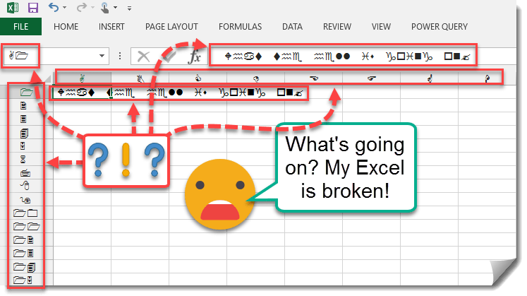 Step-002-The-Ultimate-Excel-Trick The Ultimate Excel Trick