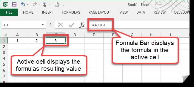 006-Formula-Bar-With-Active-Cell Formula Bar