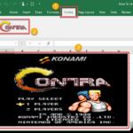 How To Unlock The Konami Secret In Excel