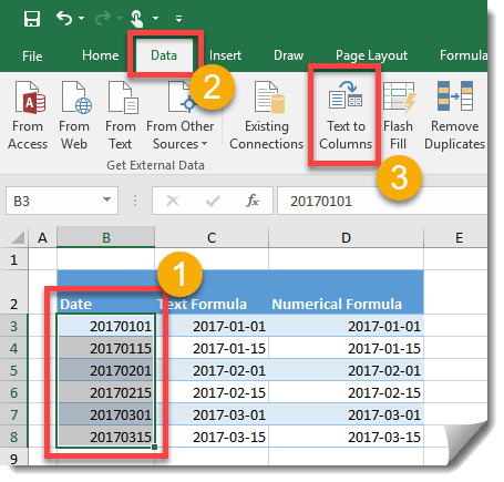 Step-001-How-To-Change-A-Date-Into-A-Serial-Number-Recognised-By-Excel How To Change A Date Into A Serial Number Recognised By Excel