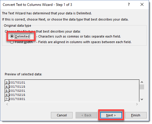 how to change numbers on excel