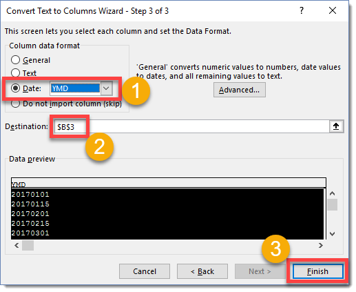 Step-004-How-To-Change-A-Date-Into-A-Serial-Number-Recognised-By-Excel How To Change A Date Into A Serial Number Recognised By Excel