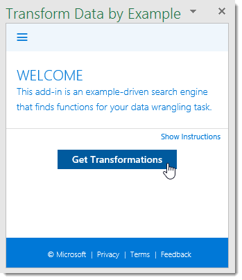 Step-007-How-To-Transform-Data-By-Example-Get-Transformations How To Transform Data by Example
