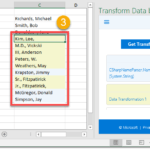 How To Transform Data by Example