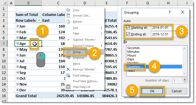 007-How-To-Create-A-Pivot-Table-Group-Dates-In-Your-Pivot-Table How To Build Your Pivot Tables