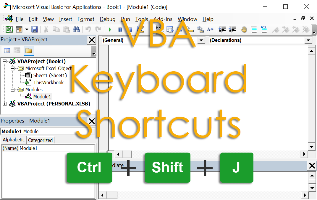 The-Complete-Guide-To-VBA-Keyboard-Shortcuts The Complete List Of VBA Keyboard Shortcuts