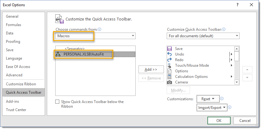 Hidden-Commands-You-Can-Add-to-Your-Quick-Access-Toolbar-Adding-a-Macro 12+ Hidden Commands You Can Add to Your Quick Access Toolbar