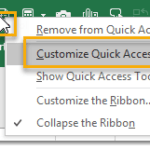 12+ Hidden Commands You Can Add to Your Quick Access Toolbar