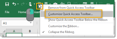 Hidden-Commands-You-Can-Add-to-Your-Quick-Access-Toolbar-Customize-Your-Quick-Access-Toolbar 12+ Hidden Commands You Can Add to Your Quick Access Toolbar