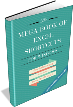 The-Complete-Guide-To-Keyboard-Shortcuts-250x500 The Mega Book of Excel Shortcuts